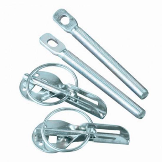 Bonnet Pins - Silver (2 pieces)