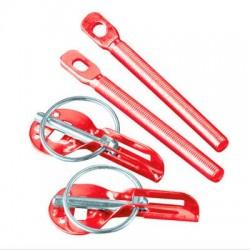 Bonnet Pins - Red (2 pieces)