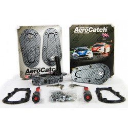 Aerocatch Above Panel Carbon Look Locking