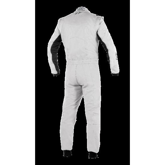 Alpinestars GP Delta Suit - Silver Black
