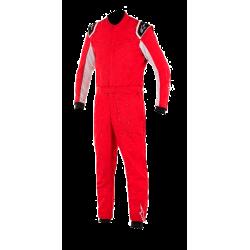 Alpinestars GP Delta Suit - Red Silver
