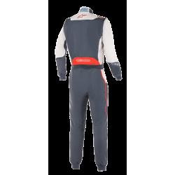Alpinestars GP Pro Comp Suit - Asphalt White Red