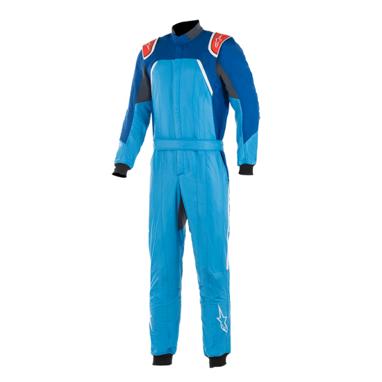Alpinestars GP Pro Comp Suit - Cobalt Blue Royal Blue Red