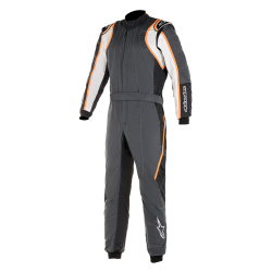 Alpinestars GP Race v2 Suit - Anthracite White Orange
