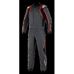 Alpinestars GP Race v2 Suit - Anthracite Black Red
