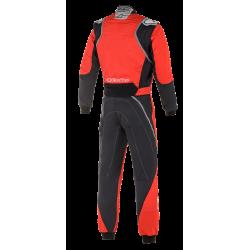 Alpinestars GP Race v2 Suit - Red Black