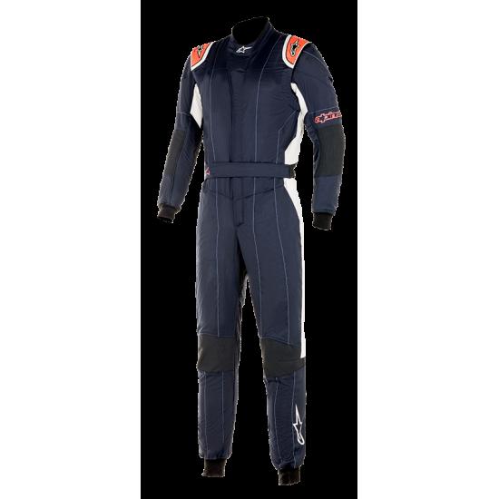 Alpinestars GP Tech v3 - Navy Red Fluo