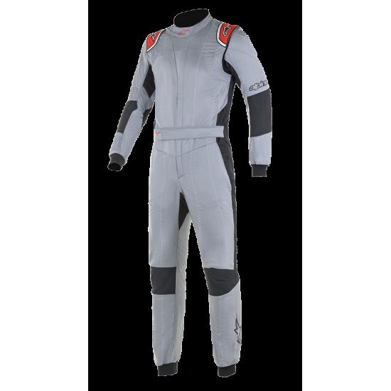 Alpinestars GP Tech v3 - Mid Grey Red