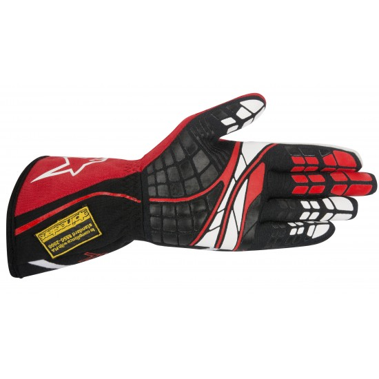 Alpinestars Tech 1-Z Glove - Red Black