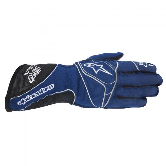 Alpinestars Tech 1-ZX Glove - Blue Black White