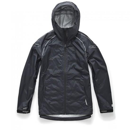 Alpinestars Qualifier Rain Jacket - Black