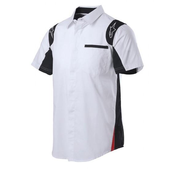 Alpinestars Sao Paolo Woven Shirt - White
