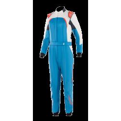 Alpinestars STELLA GP Pro Comp Suit - Cobalt Blue White Coral
