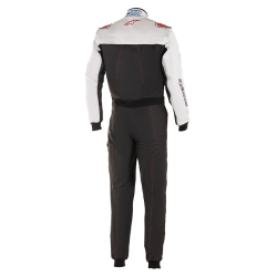 Alpinestars Stratos Suit - Black White Red