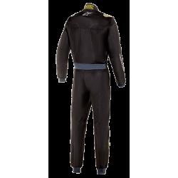 Alpinestars Stratos Suit - Black Green Lime