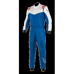 Alpinestars Stratos Suit - Royal Blue White Red