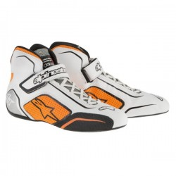 Alpinestars TECH 1-T Shoe - White Orange