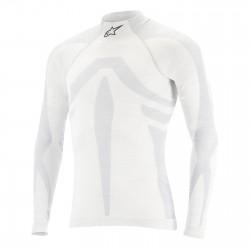 Alpinestars ZX EVO Top - White Gray