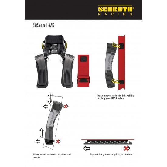 Schroth HANS Super Sport II 20° Slip Stop
