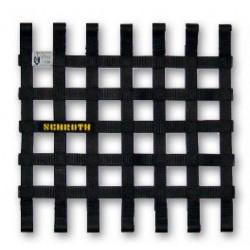 Schroth Window Net Large - Black