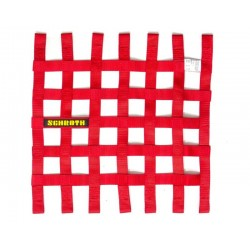 Schroth Window Net Large - Red
