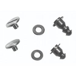 Stilo ST5 visor locking system