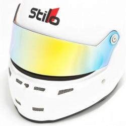 Stilo ST5R iridium yellow dark short visor