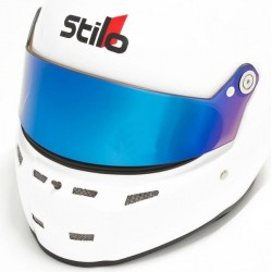 Stilo ST5R iridium blue medium short visor